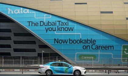 RTA and Hala to use new Careem application for auto dispatch of taxis to Expo 2020