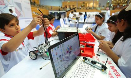 UAE National Robot Olympiad Competition to be held virtually with 300+ teams