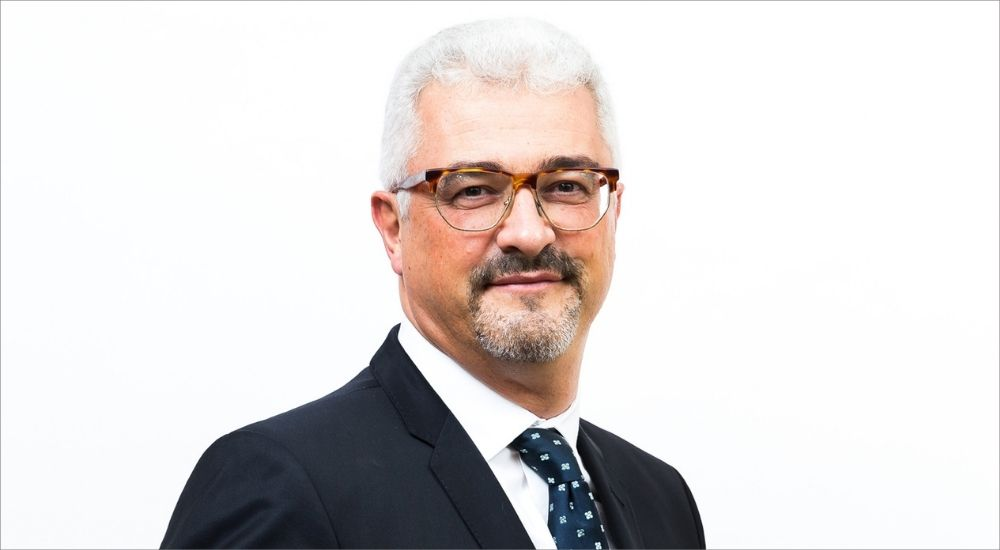 Thierry Nicault, Area Vice President, Middle East and North Africa, Salesforce.